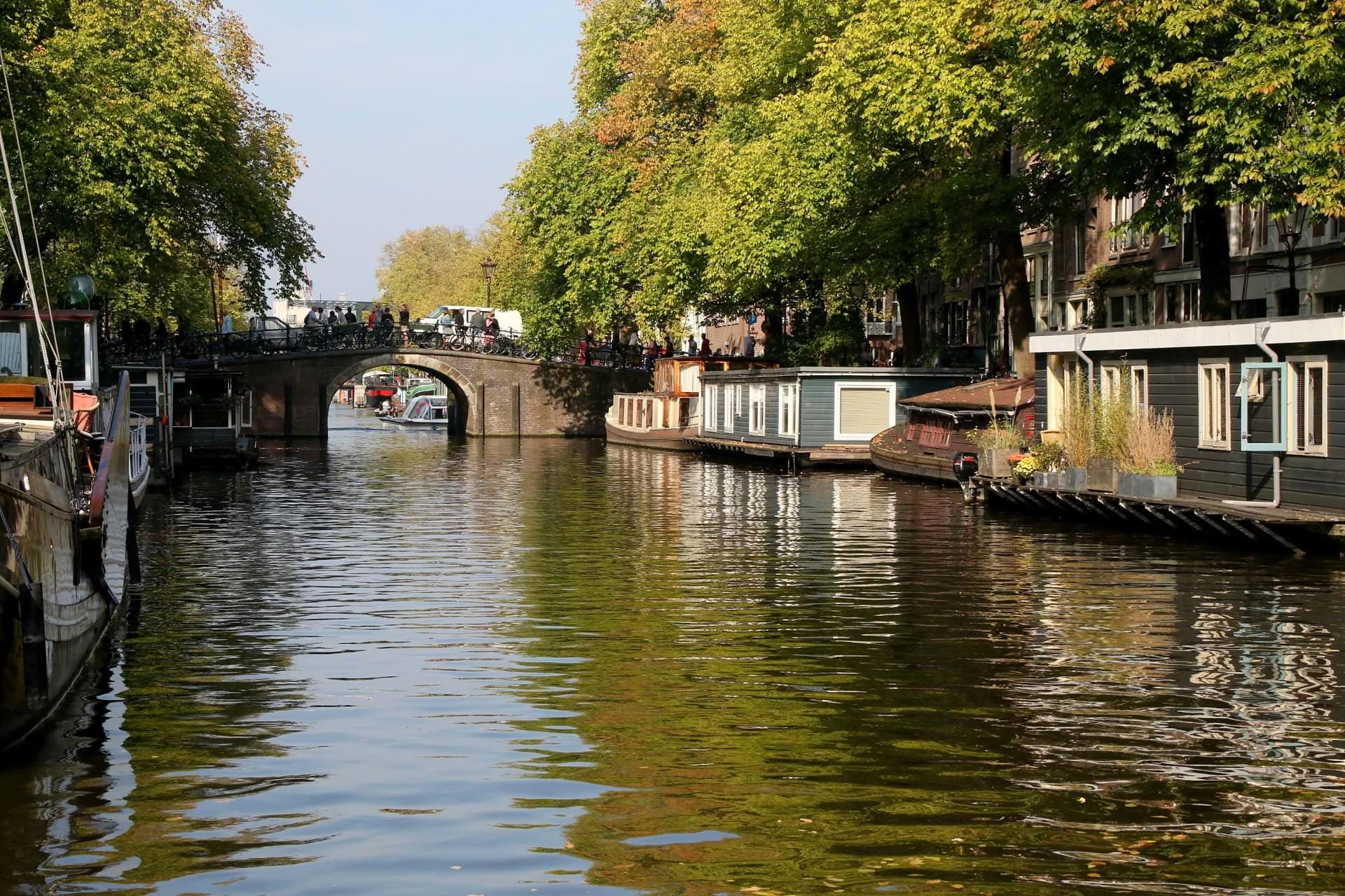 Impressionen aus Amsterdam