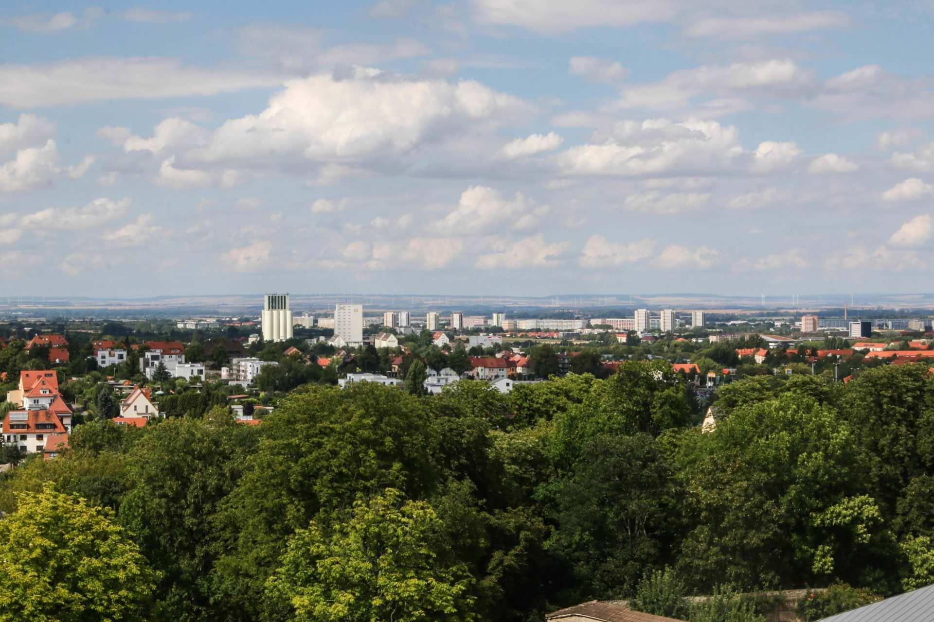 30.07.2016 Rundgang durch Erfurt