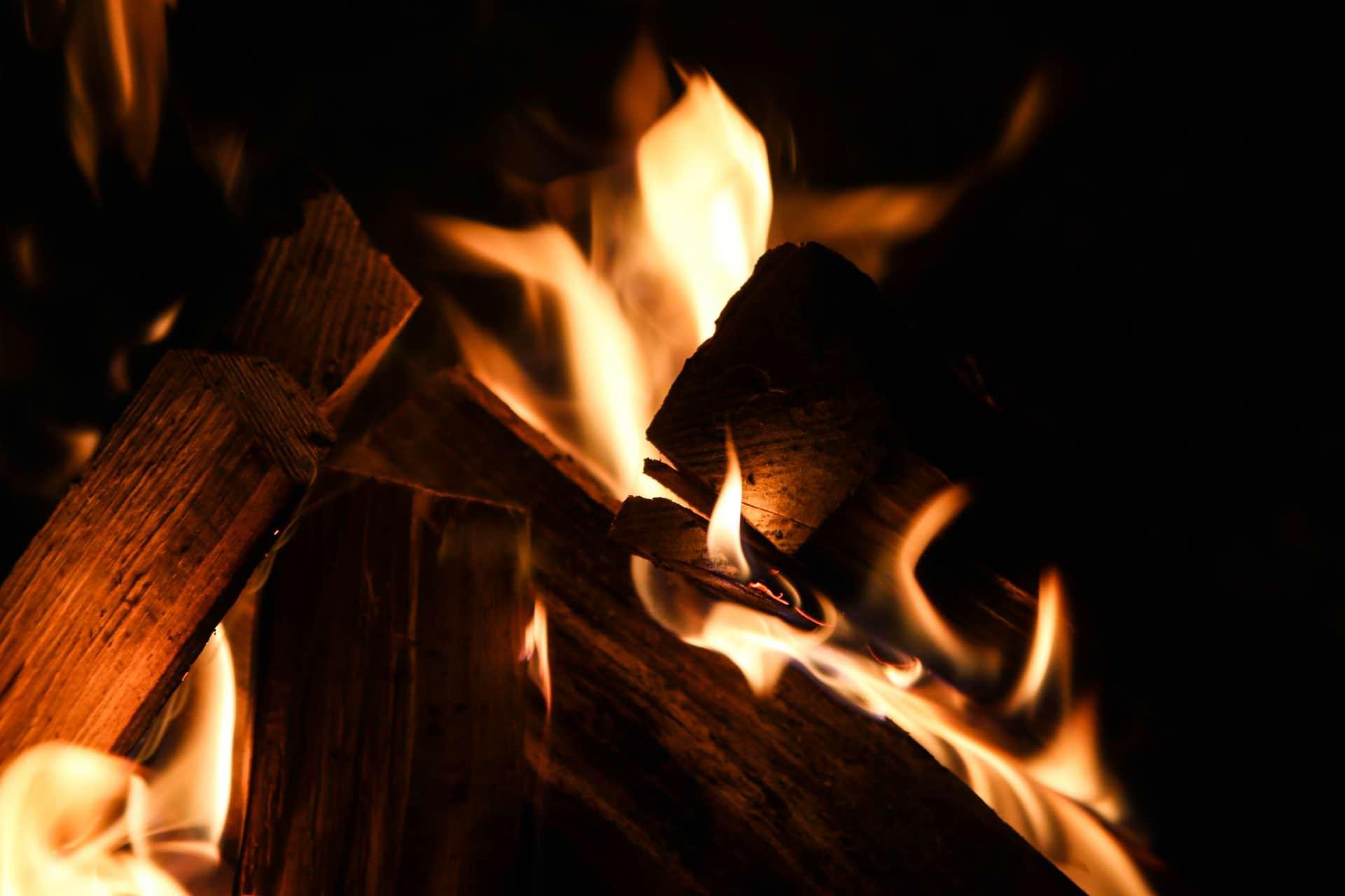 Impressionen vom Lagerfeuer